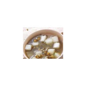 雪里蕻冬瓜汤