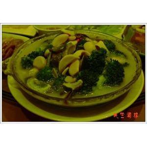 百合拌金针菇
