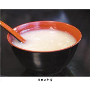 山楂丹参粥