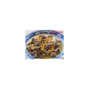 沙锅黄豆炖牛肉