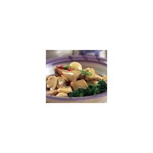 砂锅炖口蘑鸡