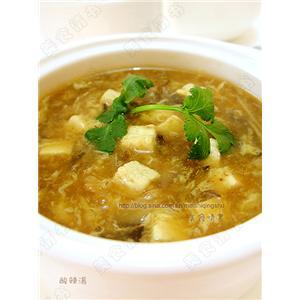 香菇木耳焖豆腐