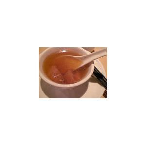 百合雪梨莲藕汤