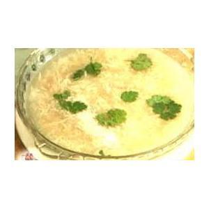 干贝云丝豆腐