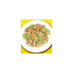 素三鲜白菜