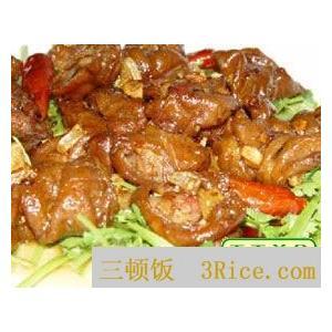 椒麻豌豆肥肠汤