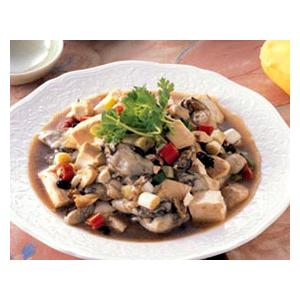 海蛎烧豆腐