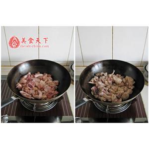 煮花椒童子鸡