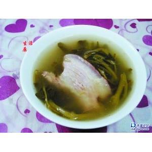 西洋菜煲猪肉