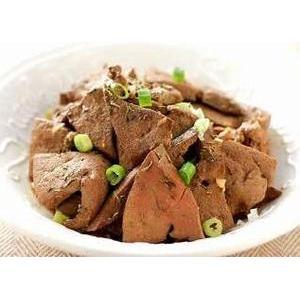 法式煎猪肝
