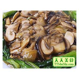 生煎蚝油凤尾虾