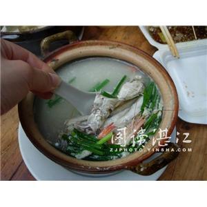 海螺猪骨汤
