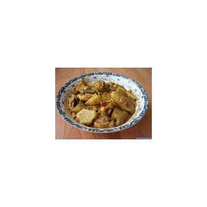 泡椒滑炒鸡