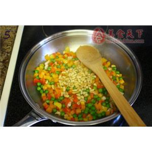 豌豆泥肠汤