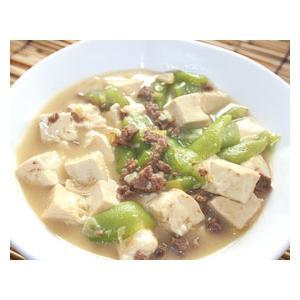 丝瓜炖豆腐