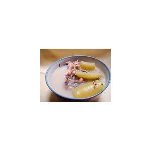 补血益肠白瓜鱼尾汤