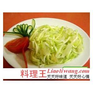 花生米拌黄瓜
