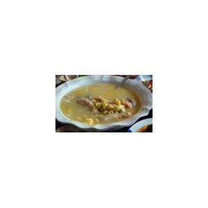 贡淡炖鸡块