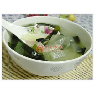 肉蓉海带汤
