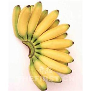 香蕉拌桃片