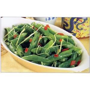 椒油拌油菜