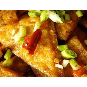 卤五香豆腐干