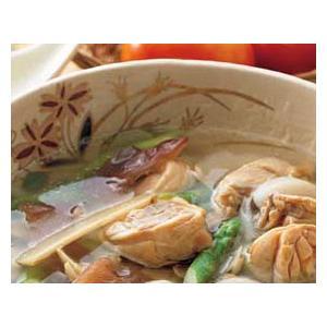 木耳芦笋蘑菇汤