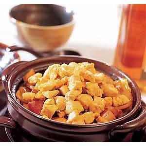 泡萝卜砂锅鱼