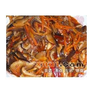 鱼香猴头蘑