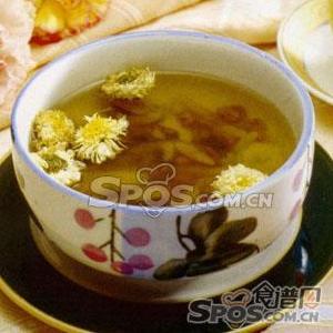 参楂麦冬茶