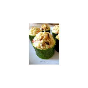 黄瓜豆腐罐