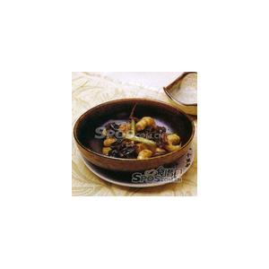 荔肉炒鲜虾