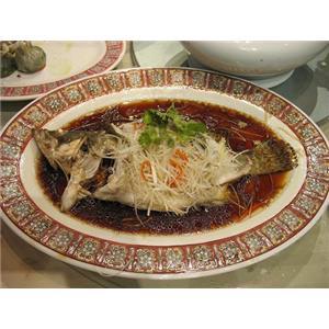 葱油桂鱼卷