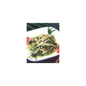 海米拌雪菜