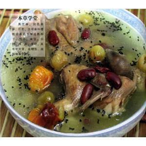 桂圆猪髓鱼头汤