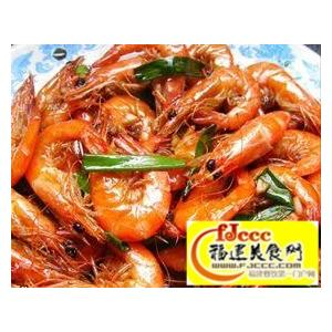 茄汁烧中虾