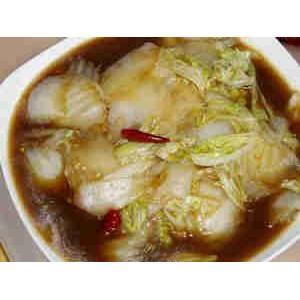 海米醋溜白菜