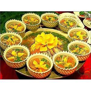 宫廷素燕菜