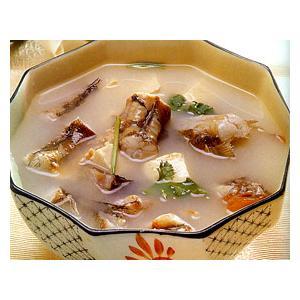 河鳗炖豆腐