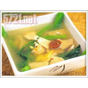 生姜山楂汤