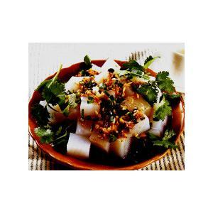 白萝卜炒猪肝