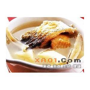 口蘑鱼卷汤