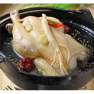 香菇母鸡汤