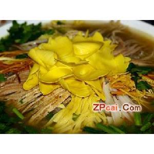 清汤萝卜燕菜