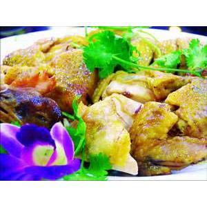 东江扁米酥鸡
