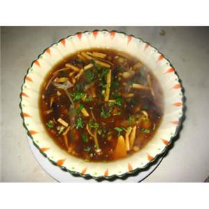 崩山豆腐汤
