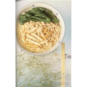 菜胆豆腐丸