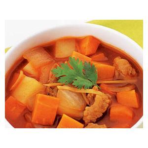 番茄羊肉汤