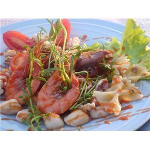 虾酿鱿鱼卷
