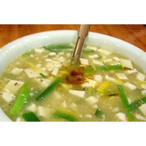 榨菜豆腐汤